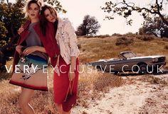 Rachel Alexander and Leila Goldkuhl for Very Exclusive UK