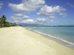 Our house was on this beach. Miss it! - Ewa Beach, HI