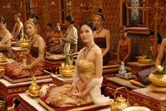 Maneejhan from King Naresuan movie