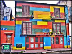 La Boca, Bs. As. Clean House, Places To Visit, Stock Photos, Artist, Landscapes, Holidays, Buenos Aires, Mouths, Paisajes