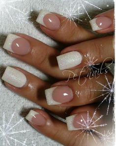 White nails- I like the idea, not execution