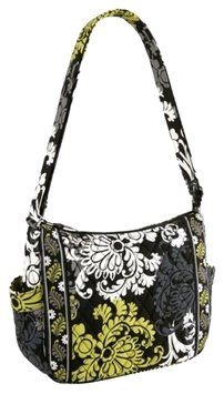 Vera Bradley Baroque Cotton Hobo Bag 36% off retail 7b33de527e78e