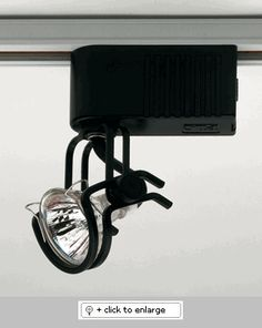 """LOW VOLTAGE TRACK HEAD    """"Please Click on the Picture under Schematic to see Detail Information on Track Light""""    Hanging Systems  TR 3-Wire Single Circuit Track System: Halo compatible, Most commonly used.     JR 2-Wire Single Circuit Track System: Juno compatible, used for special applications.  Regular price: $52.50  Sale price: $38.00"""