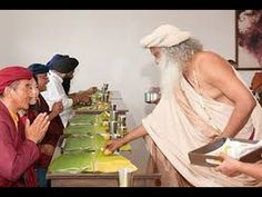 Sadhguru - How mindlessly you eat! Try this and see what happens! - YouTube