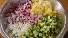 Salty Foods, Cobb Salad