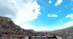 This is incredible and/or insane: GoPro has posted the point-of-view footage from Kelly McGarrys mind-blowing run at the recent Red Bull Rampage ...