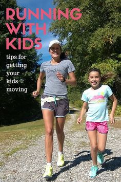Tips for Running with Tweens and Kids - MomTrendsMomTrends