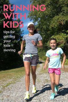 Tips for Running with Tweens and Kids - MomTrendsMomTrends