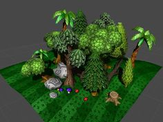 stylized vines game - Google Search