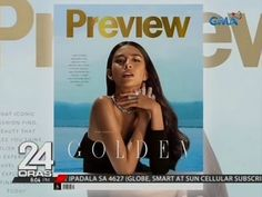24 Oras: Gabbi Garcia, tampok sa cover ng Preview Magazine - WATCH VIDEO HERE -> http://philippinesonline.info/aldub/24-oras-gabbi-garcia-tampok-sa-cover-ng-preview-magazine/   24 Oras is GMA Network's flagship newscast, anchored by Mike Enriquez, Mel Tiangco and Vicky Morales. It airs on GMA-7 Mondays to Fridays at 6:30 PM (PHL Time) and on weekends at 5:30 PM. For more videos from 24 Oras, visit  Subscribe to the GMA News and Public Affairs channel:  Visit the GMA N...