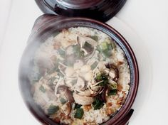 Hung's Clay Pot Rice | Food & Wine goes way beyond mere eating and drinking. We're on a mission to find the most exciting places, new experiences, emerging trends and sensations.