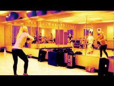 Jill McClure Zumba workouts by song