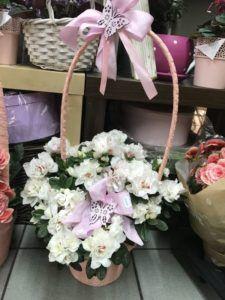 A májuskosár története - SparVirág Eger Floral Wreath, Wreaths, Table Decorations, Spring, Home Decor, Floral Crown, Decoration Home, Door Wreaths, Room Decor