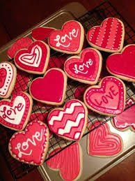 galletas san valentin <3