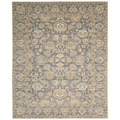 Timeless Opalescent Gray Area Rug