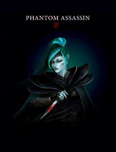 Dota2 by Taisia.exf Phantom Assassin