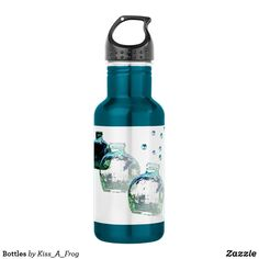 Shop Bottles created by Kiss_A_Frog. Flask Water Bottle, Cool Mugs, Different Styles, Bottles, Colours, Design