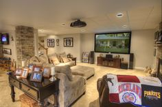 Projection TV #mancave