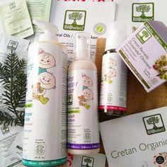 Ελληνικά βιολογικά προϊόντα για την περιποίηση του μωρού BIOselect Lotion, Shampoo, Remedies, Herbs, Personal Care, Bottle, Beauty, Self Care, Home Remedies