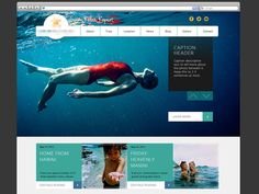 Vacation Web Design