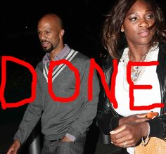 Serena Williams and Common Married | Common And Serena Williams Married