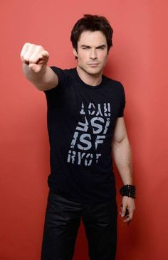 Ian Somerhalder the only man for me