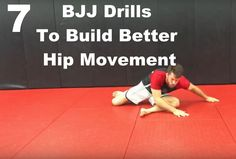 7 BJJ Solo Drills To Build Better Hip Movement