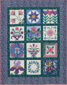 Fairfield Quilt Block Pattern
