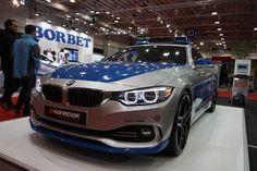 #TUNE IT! SAFE! – BMW stellt das Fahrzeug 2014! – 428i im AC Schnitzer Dress!