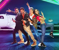 #ABCD2 @Shraddha Balasubramaniam Kapoor @PDdancing #remo lets take on the world in 3d. Releasing summer 2015 pic.twitter.com/Sy74h1xpKO ...Excited to watch it!!!!!!!