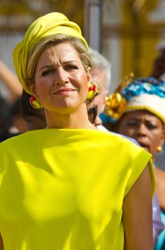 Maxima op Bonaire May 2015
