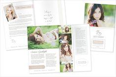 Magazine Template Photoshop | time magazine template photoshop adobe photoshop tutorial how to ...