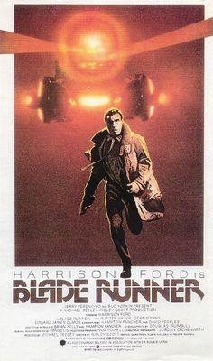 Inspired by Do Androids Dream of Electric Sheep. Ford + Ridley Scott at the helm. Leia os nossos posts dedicados aos Clássicos do Cinema em http://mundodecinema.com/category/classicos-do-cinema/