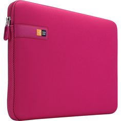 """Case Logic 13.3"""" Notebook Sleeve (pink) - MNM Gifts"""