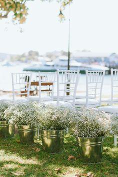 Photography: Victor From I Love Wednesdays - www.ilovewednesdays.com/  Read More: http://www.stylemepretty.com/australia-weddings/2015/03/06/romantic-fall-watsons-bay-wedding/