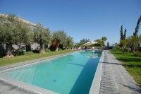 The wonderful pool at La Limonaia in, Pozzillo near Taormina.