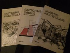 tool book collection - sketching ❤️ loving it