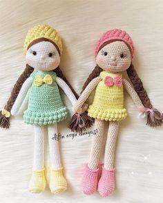 crochet toys and dolls PITIRCIK KIZ amigurami yapln sizlerle paylamak istedim amigurami yapln sizlerle paylamak istedim Crochet Motifs, Crochet Doll Pattern, Crochet Toys Patterns, Amigurumi Patterns, Stuffed Toys Patterns, Doll Patterns, Amigurumi Tutorial, Tunisian Crochet, Crochet Stitches