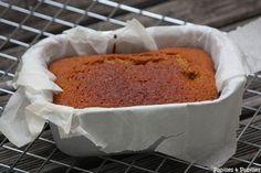 Pain d'épices Michalak dans moule à cake