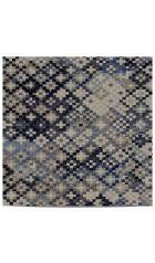 Wallpaper - Tapestry in Indigo. Quercus & Co