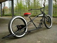 FAT TIRE LOW RIDER ......COOL !