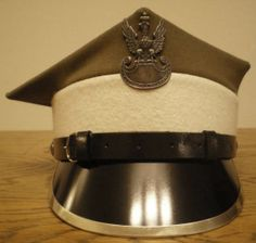 1935 Polish Army cavalrymen's visor hat / Rogatywka wzór 1935 kawalerzystów