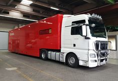 """Before the new Formula 1 season kicks off in March in Australia, the yearly """"Test Days"""" take place at the Circuit de Barcelona-Catalunya. Our truck is already on its way… Safe travels! #RIEDEL"""