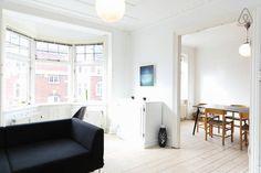 airbnb copenhageb Spacious flat in Vesterbro