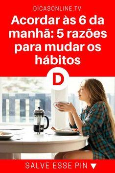 Acordar cedo motivação / Acordar às 6 da manhã: 5 razões para mudar os hábitos / E você, que hora acorda todos os dias?