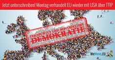 Important Petition: Gagged and controlled: democracy in Europe We Are Strong, Control, Social, Action, Usa, Environmentalism, Europe, News, Canada