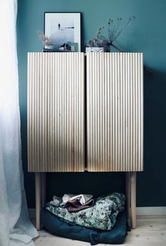 The IKEA IVAR cabinet is a versatile, and quality piece of furniture with endless potential for upcycling. Check out these 9 stylish IVAR cabinet hacks Ikea Hacks, Ikea Furniture Hacks, Ivar Ikea Hack, Ikea Ivar Cabinet, Ikea Cabinets, Cabinet Doors, Cheap Home Decor, Diy Home Decor, Ivar Regal