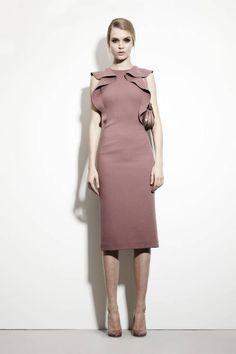 Bottega Veneta Ready To Wear Pre Fall 2013 Pre Collections Fashion Week, Love Fashion, High Fashion, Fashion Show, Fashion Looks, Fashion Design, Fashion Trends, Runway Fashion, Review Fashion