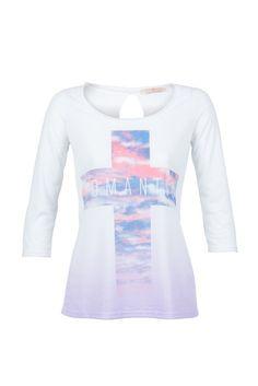 Tshirt tye and dye Romantic