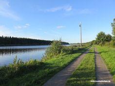 Radweg Nord-Ostsee-Kanal